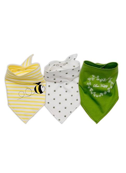 Baby Corner Mama Önlüğü Sarı